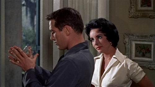 Paul Newman ja Elizabeth Taylor