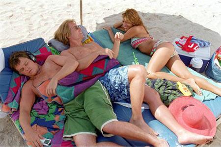 Matt Damon, Greg Kinnear ja Eva Mendes