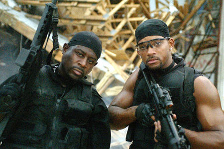 Martin Lawrence ja Will Smith