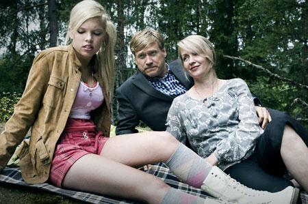 Kerli Kyllönen, Samuli Edelmann ja Katariina Kaitue