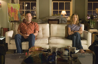 Vince Vaughn ja Jennifer Aniston