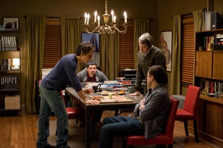 Ben Stiller, Michael Peña, Casey Affleck, Matthew Broderick