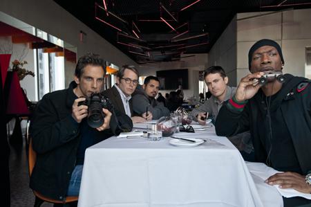 Ben Stiller, Matthew Broderick, Michael Peña, Casey Affleck, Ben Stiller