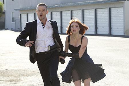 Justin Timberlake ja Amanda Seyfried