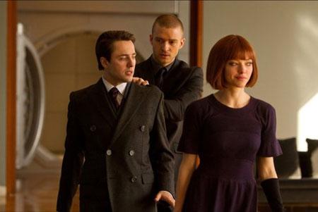 Vincent Kartheiser, Justin Timberlake ja Amanda Seyfried