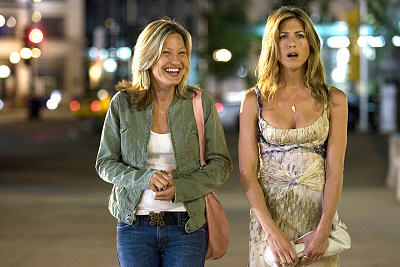 Joey Lauren Adams ja Jennifer Aniston