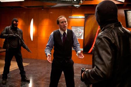 Nicolas Cage ja huppumiehet