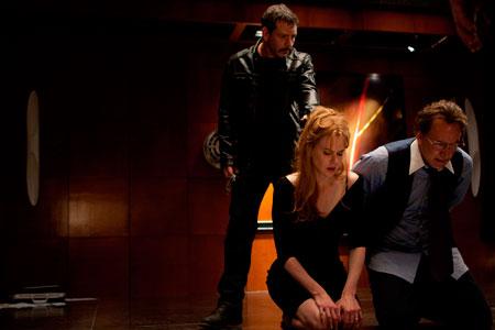 Nicole Kidman ja Nicolas Cage