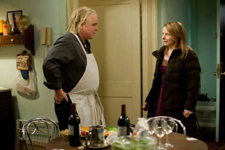 Philip Seymour Hoffman ja Amy Ryan
