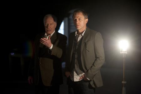 Christopher Plummer ja Daniel Craig