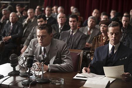 DiCaprio ja Armie Hammer