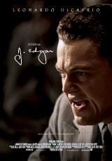 J. Edgar DiCaprio poster