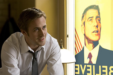 Ryan Gosling (ja George Clooney)