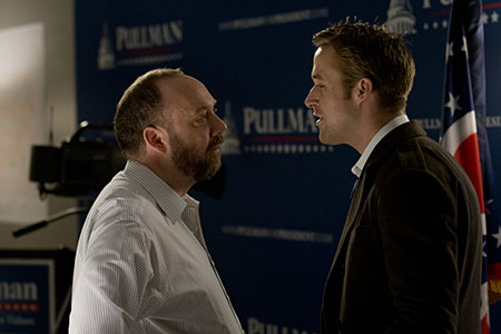 Paul Giamatti ja Ryan Gosling