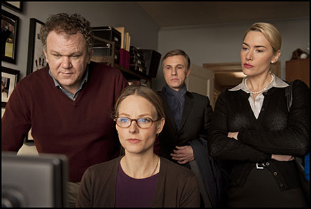 Jodie Foster, Kate Winslet, Christoph Waltz, John C. Reilly