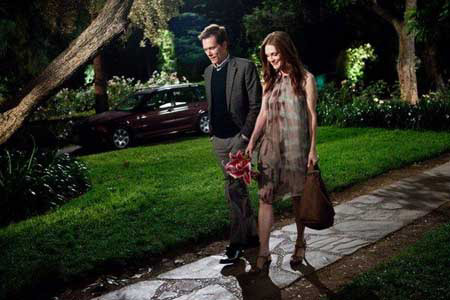 Kevin Bacon ja Julianne Moore