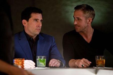 Steve Carell ja Ryan Gosling