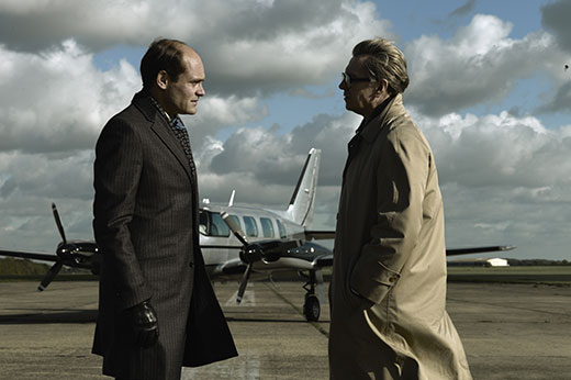 David Dencik ja Gary Oldman