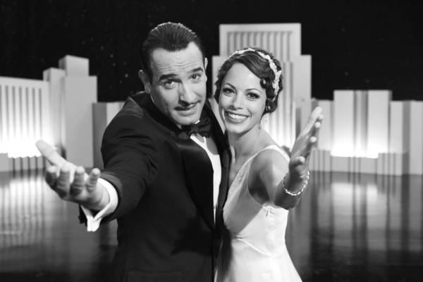Jean Dujardin ja Bérénice Bejo