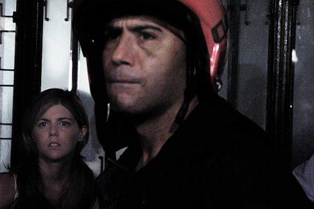 Manuela Velasco ja Ferran Terraza.