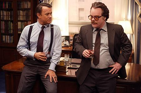 Tom Hanks ja Philip Seymour Hoffman