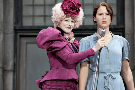 Elizabeth Banks ja Jennifer Lawrence