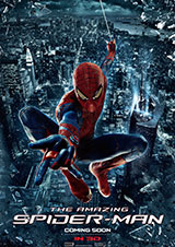 The Amazin Spider-Man poster