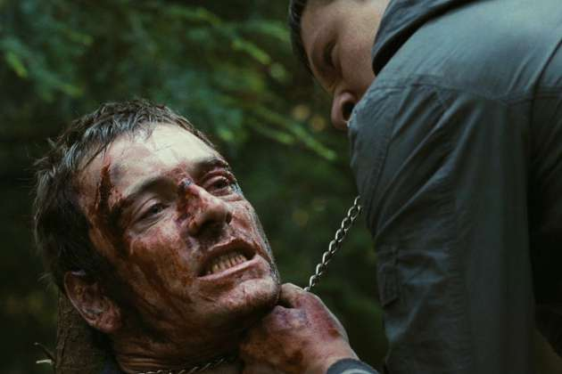 Michael Fassbender elokuvassa Eden Lake.