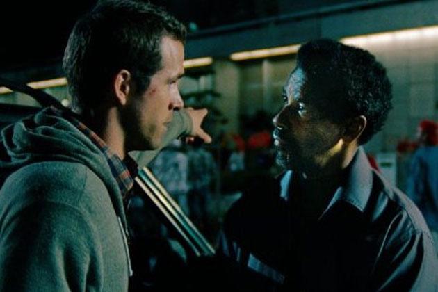 Ryan Reynolds ja Denzel Washington