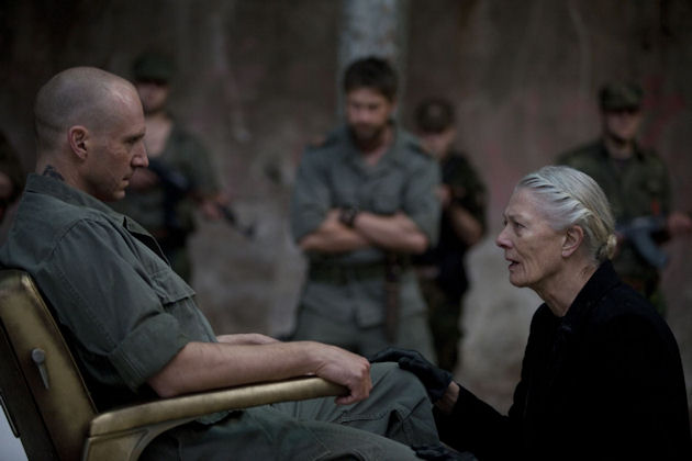 Ralph Fiennes ja Vanessa Redgrave