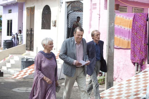 Judi Dench, Tom Wilkinson ja Bill Nighy