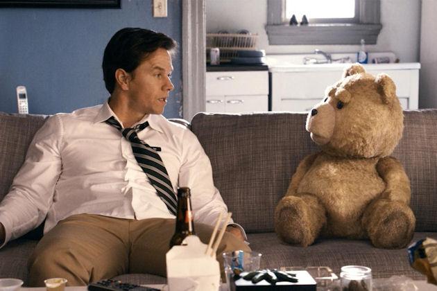 Mark Wahlberg ja Seth MacFarlane