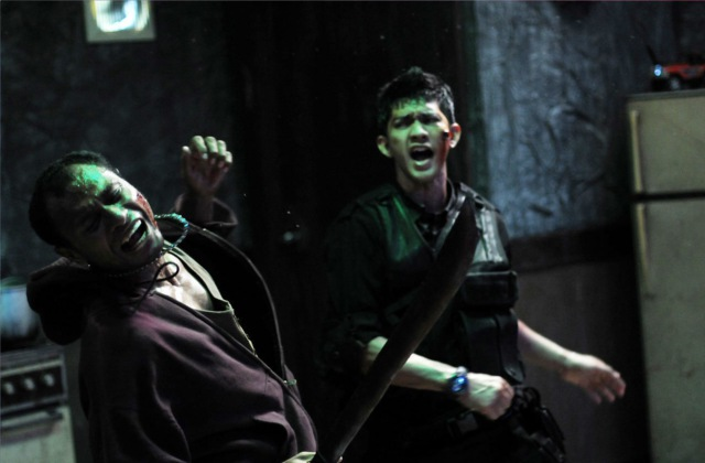 The Raid: Redemption (Iko Uwais)