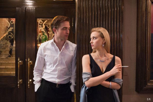 Robert Pattinson ja Sarah Gadon