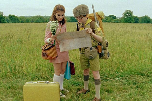 Kara Hayward ja Jared Gilman