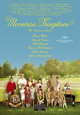 Moonrise Kingdom poster