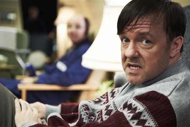 He me näytellään, tavallaan: Ricky Gervais Derekinä