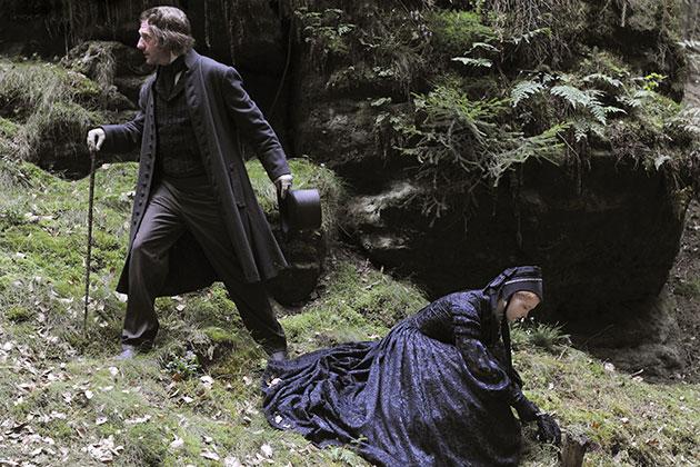 Aleksandr Sokurovin Faust näyttää 1800-luvun jälkivärjätyltä valokuvalta.