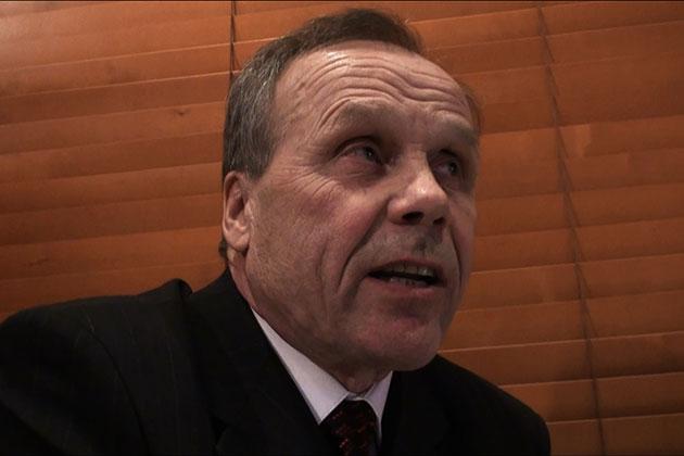 Doping-epäilty Jorma Punkkinen