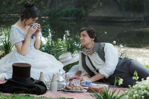 Mary Elizabeth Winstead ja Benjamin Walker