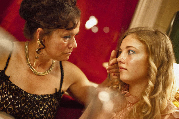 Pernilla August ja Sofia Karemyr