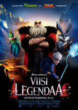Viisi legendaa