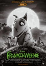Frankenweenie poster