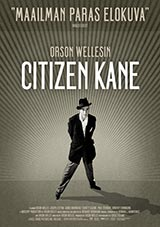 Citizen Kane Blu-ray poster
