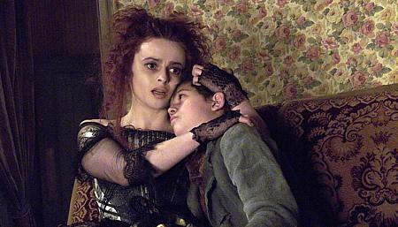 Helena Bonham Carter ja Edward Sanders.