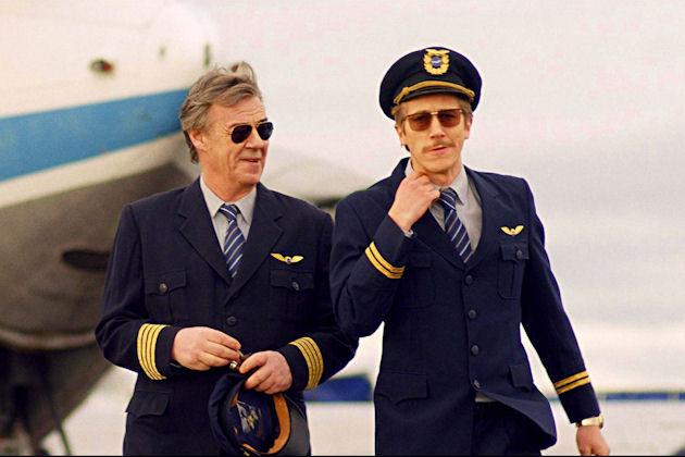 Aarne Kalliala ja Jussi Vatanen