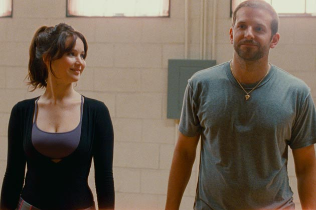 Jennifer Lawrence ja Bradley Cooper