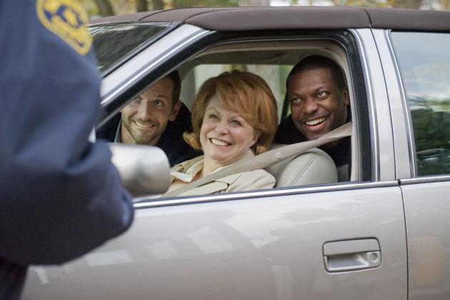 Bradley Cooper, Jacki Weaver ja Chris Tucker