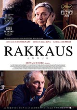 amour rakkaus poster