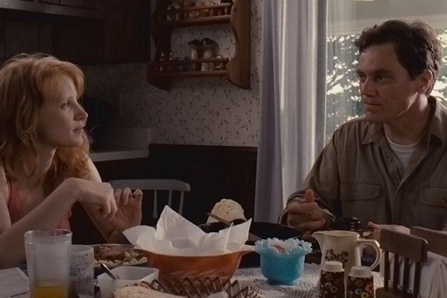 Jessica Chastain ja Michael Shannon